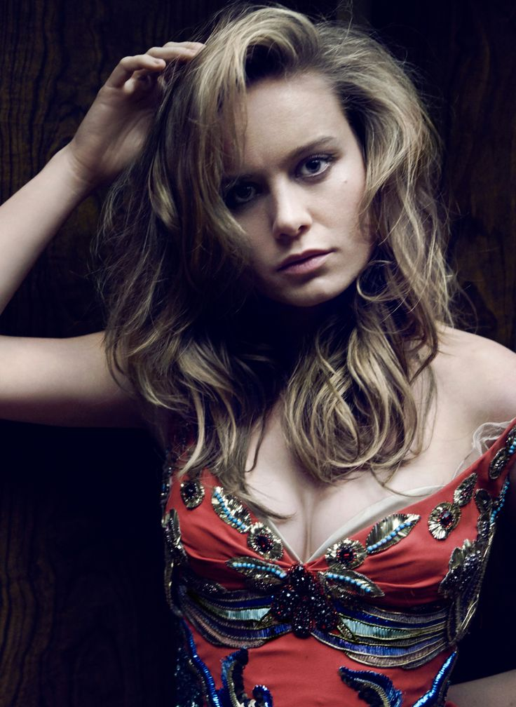 Brie Larson Boobs Pics