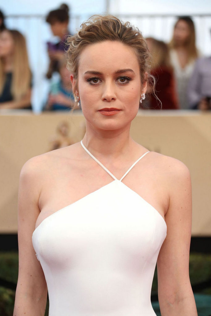Brie Larson Cute Wallpapers