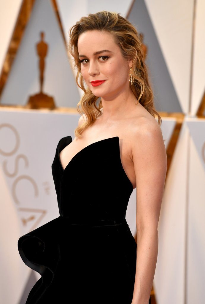 Brie Larson Hair Style Wallpapers