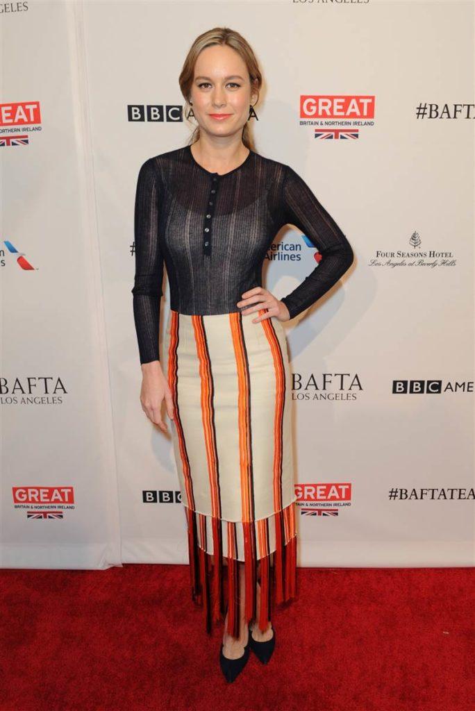 Brie Larson Heals Pics