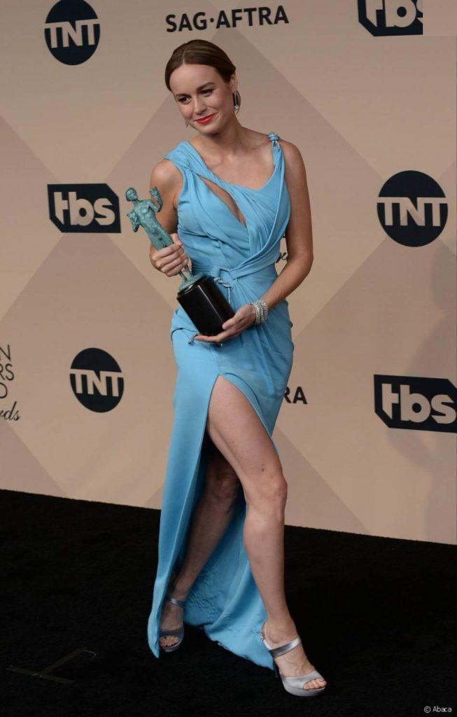 Brie Larson Legs Photos
