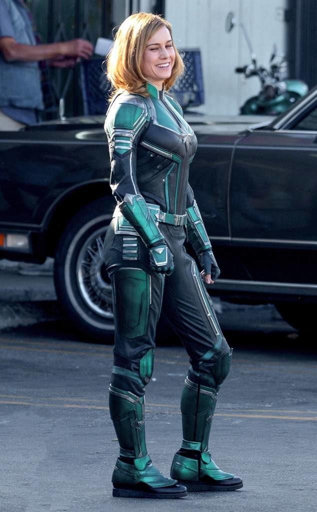 Brie Larson Movie Look Wallpapers