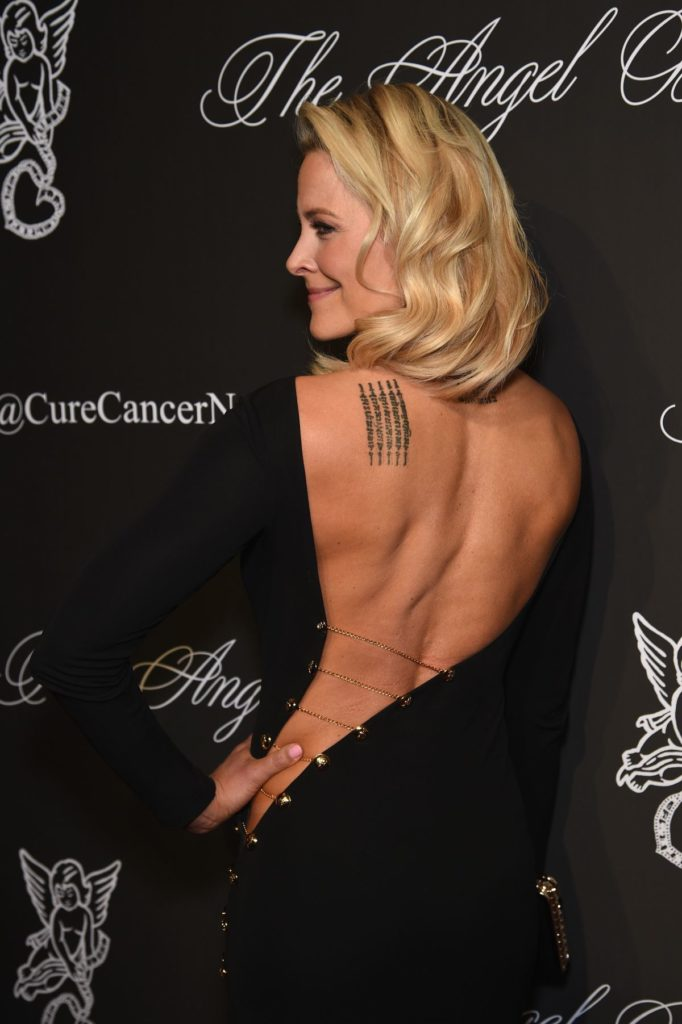 Brittany Daniel Backless Photos