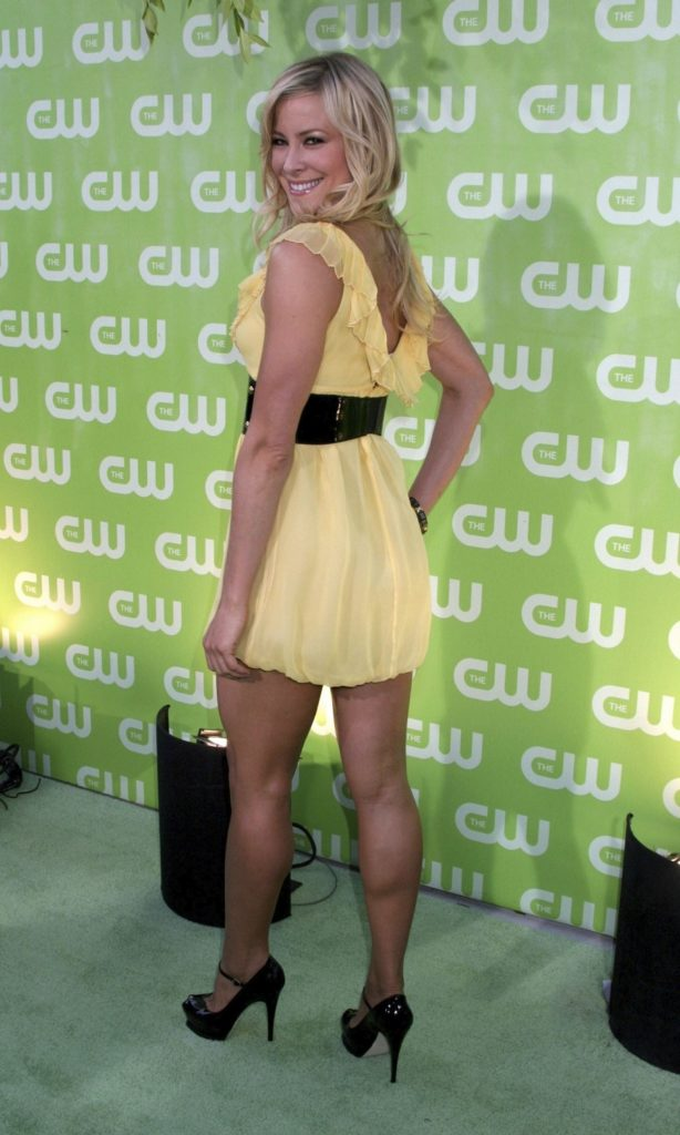 Brittany Daniel Legs Photos