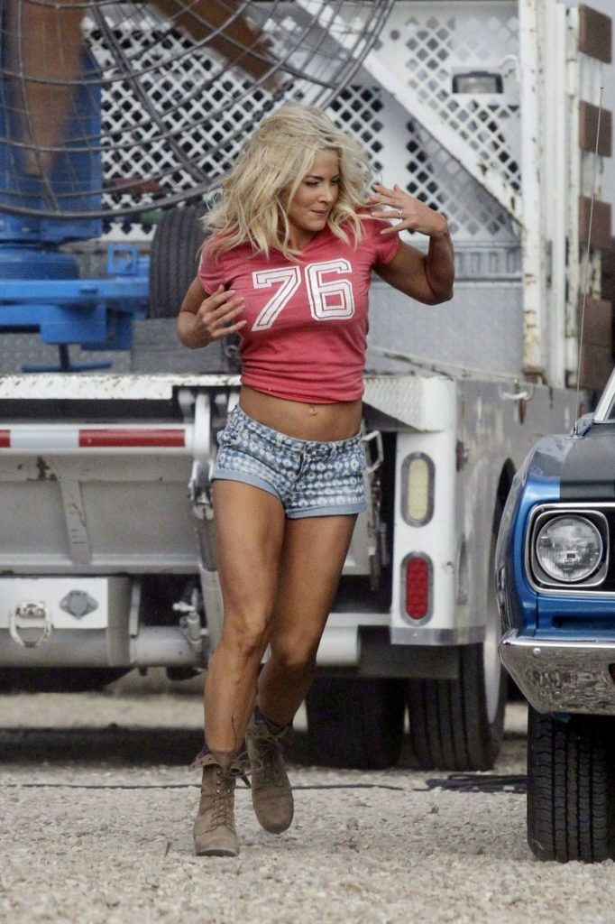 Brittany Daniel Shorts Wallpapers