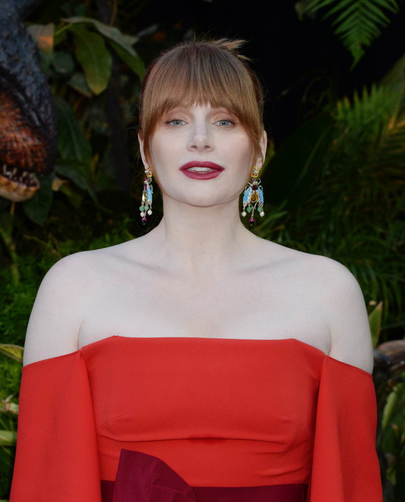 Bryce Dallas Howard Topless Images