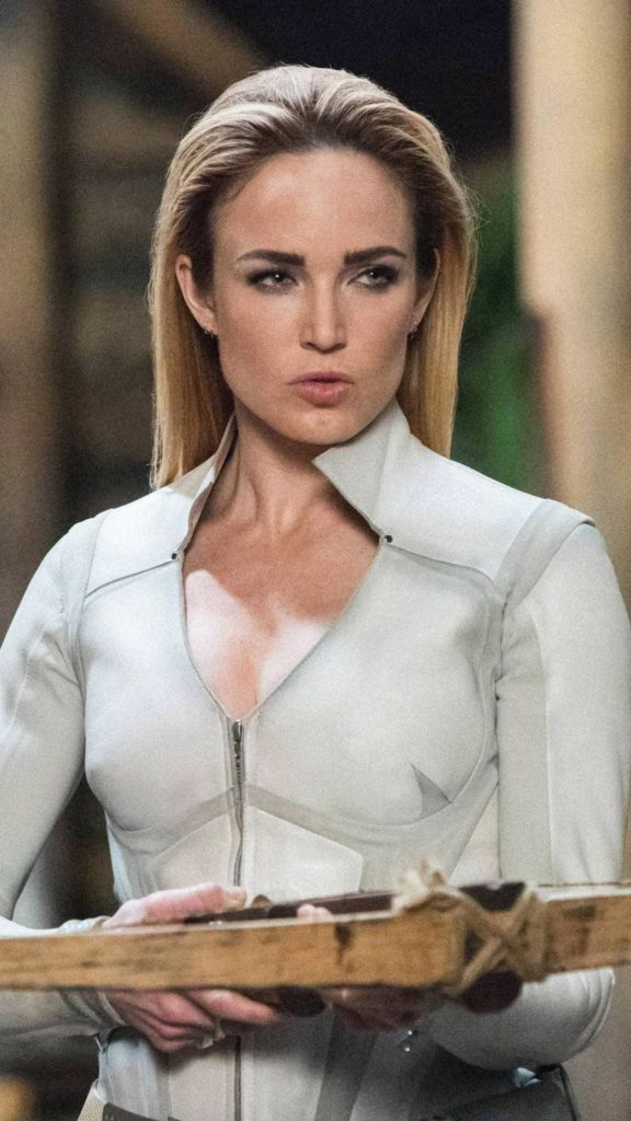 Caity Lotz Hot Images