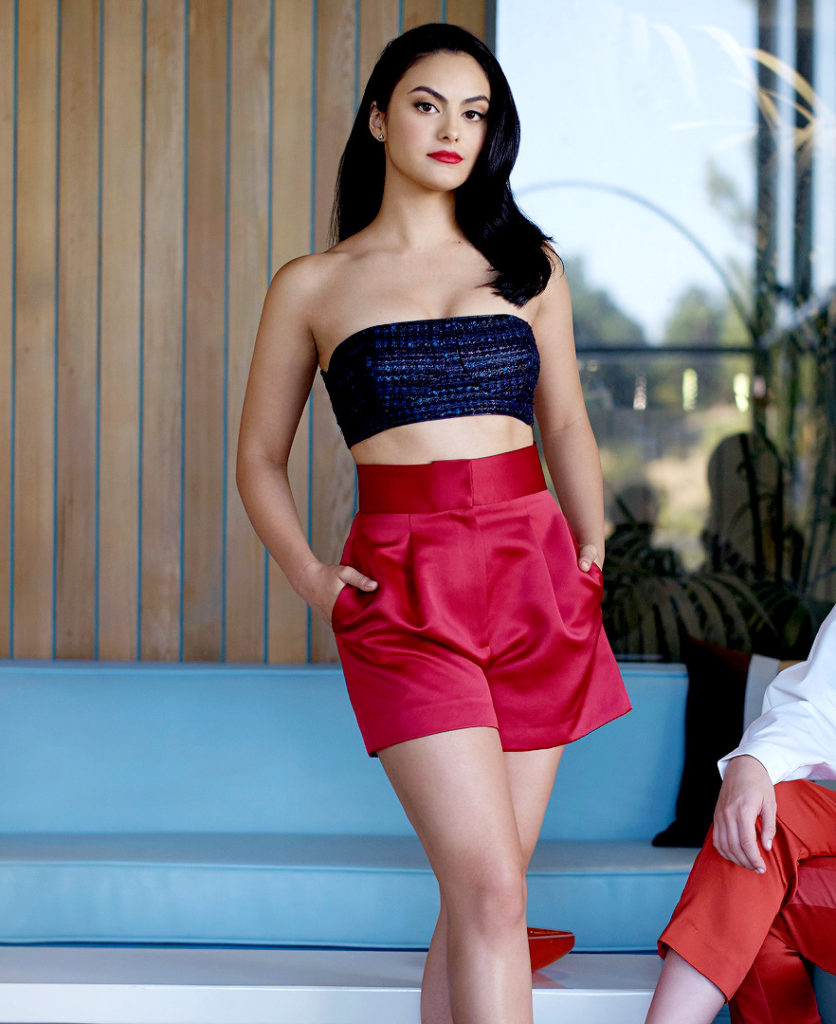 Camila Mendes Legs Pictures