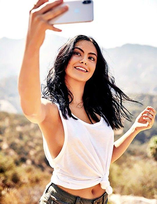 Camila Mendes Muscles Pics