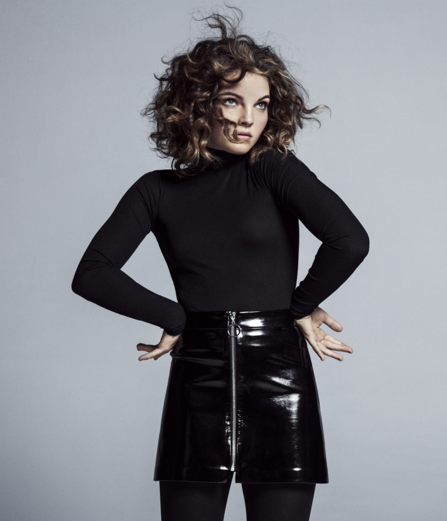 Camren Bicondova Movie Look Photos