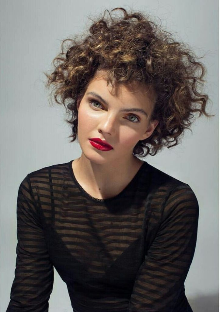 Camren Bicondova Sexy Eyes Wallpapers