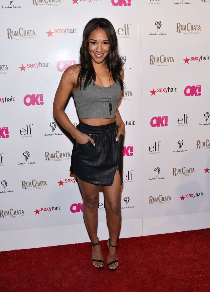 Candice Patton Redcarpet Wallpapers