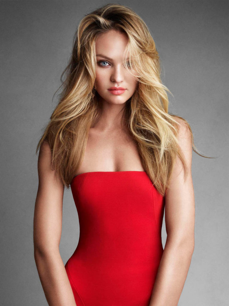 Candice Swanepoel Breast Images