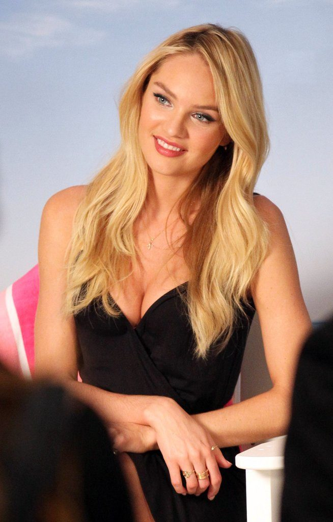 Candice Swanepoel Event Wallpapers