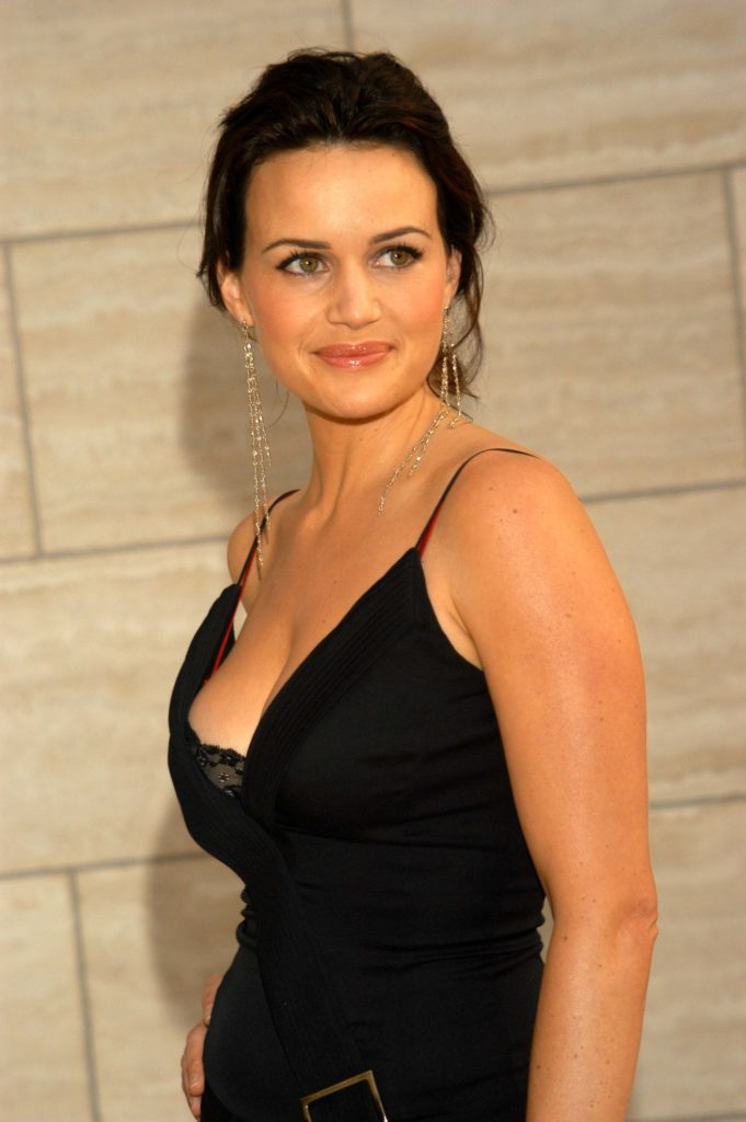 Carla Gugino Oops Moment Photos