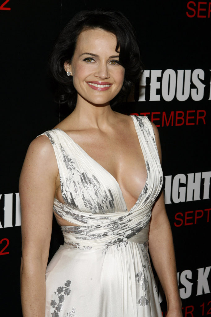 Carla Gugino Topless Images