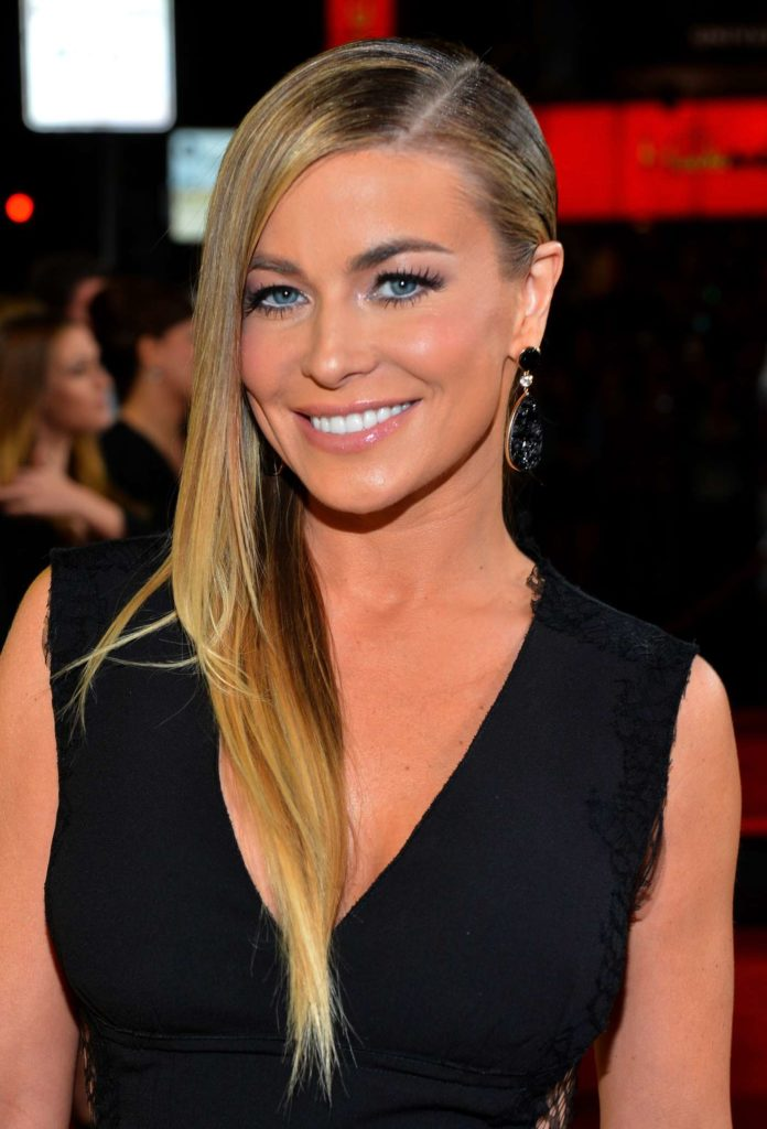 Carmen Electra Cute Smile Images