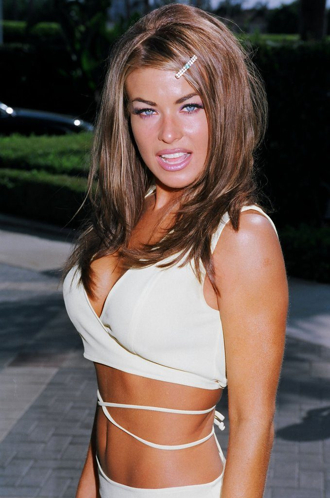 Carmen Electra Navel Wallpapers