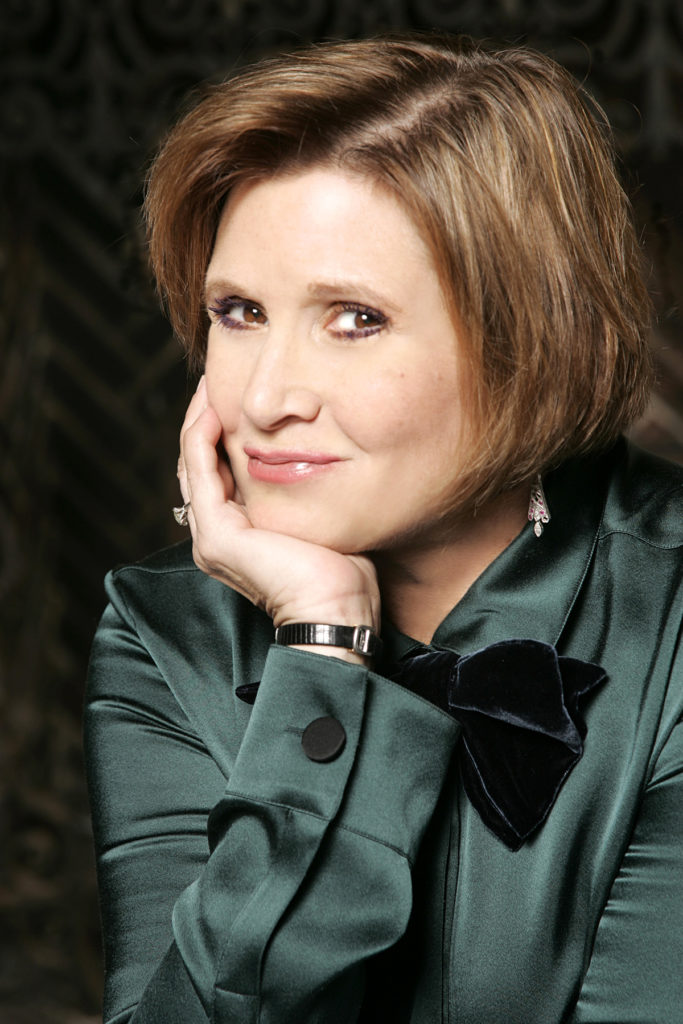 Carrie Fisher Cute Pics