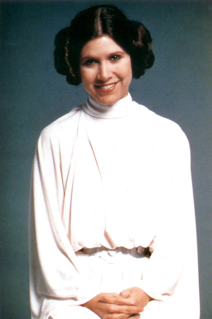 Carrie Fisher Young Wallpapers