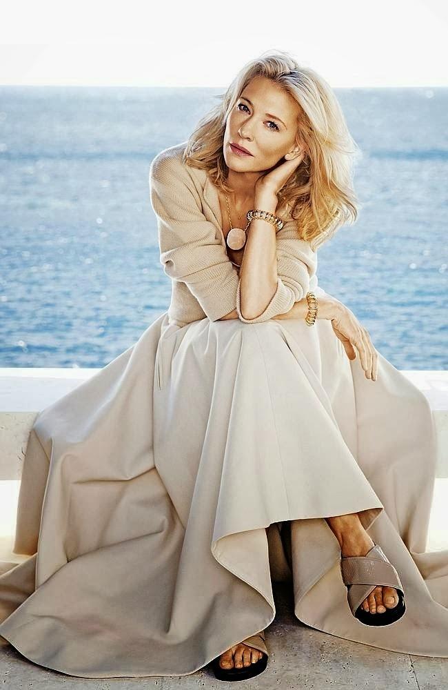 Cate Blanchett Blonde Hair Photos