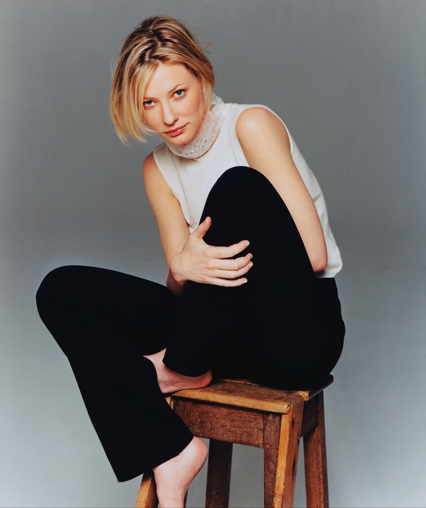 Cate Blanchett Jeans Photos