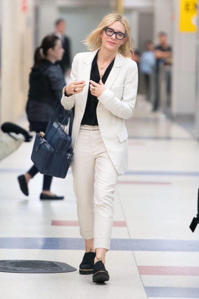 Cate Blanchett Jeans Pics