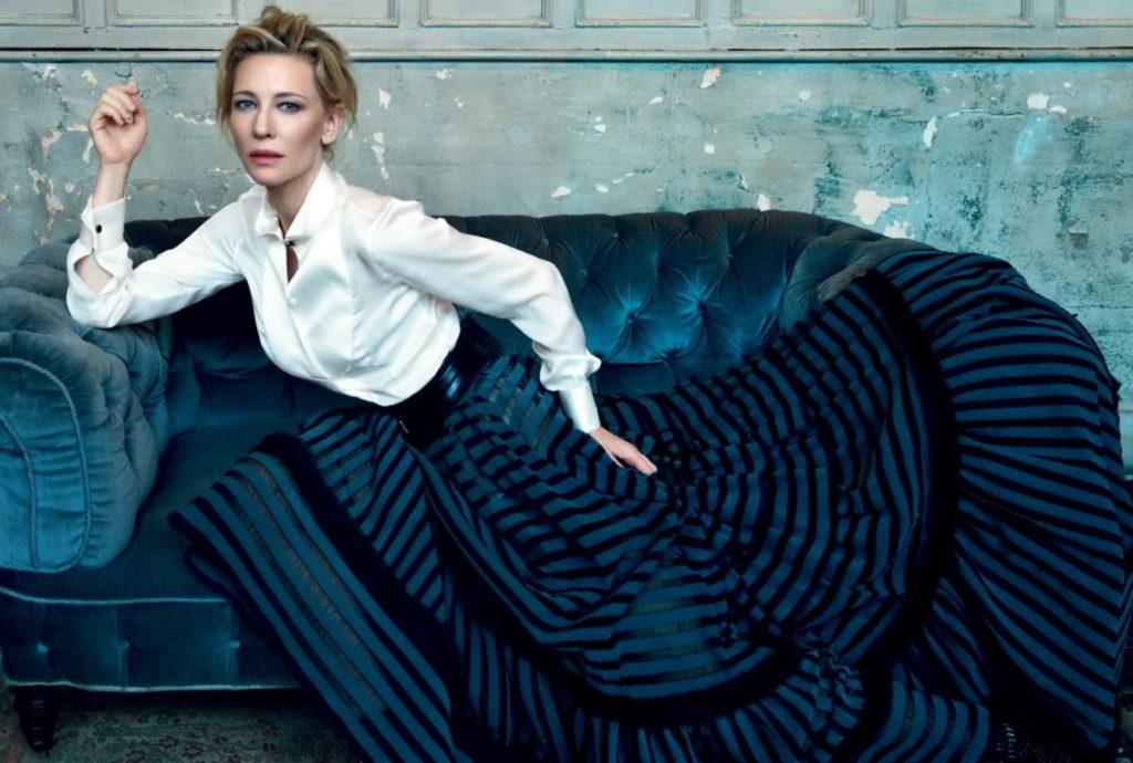 Cate Blanchett Leaked Photoshoot