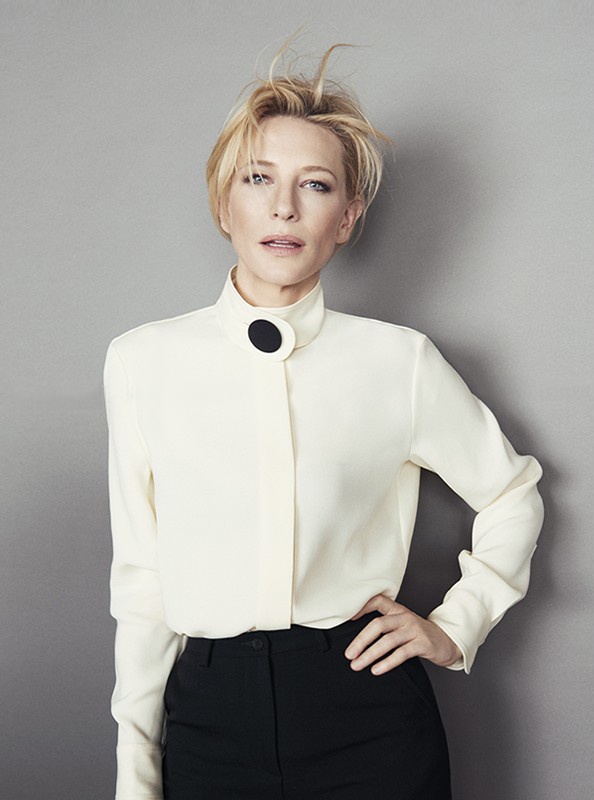 Cate Blanchett New Pictues