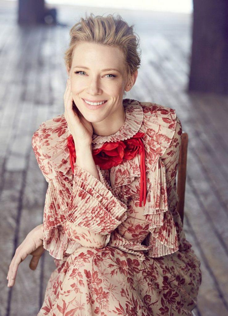 Cate Blanchett Sexy Pics