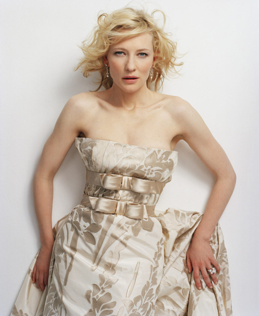Cate Blanchett Shorts Hair Images