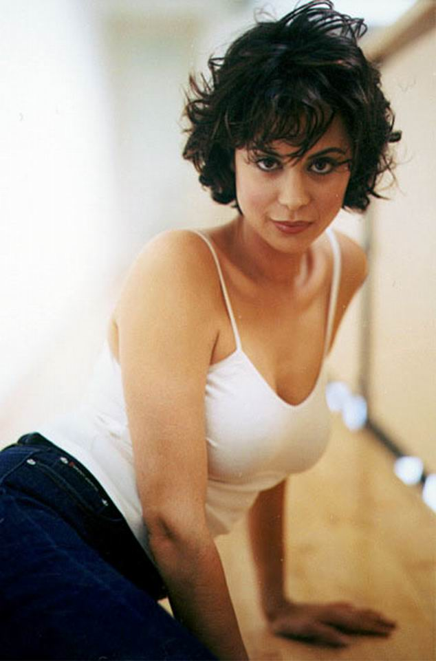 Catherine Bell Bathing Suit Pics