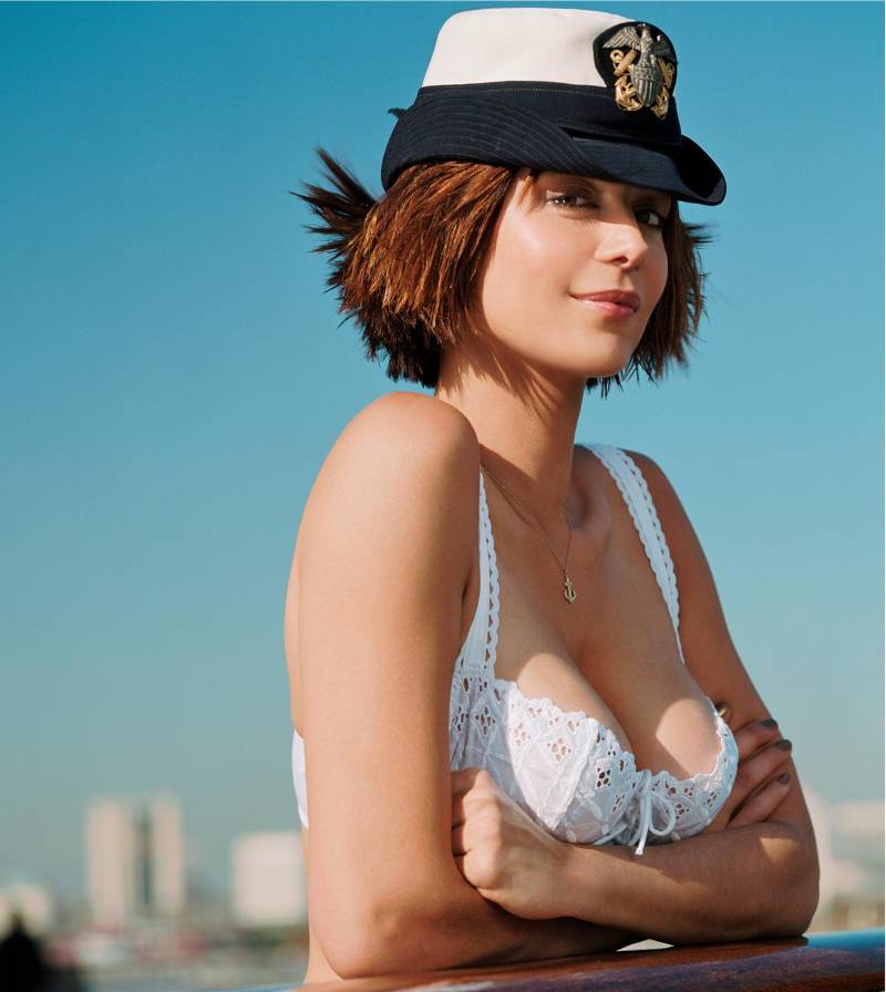 Catherine Bell Boobs Images