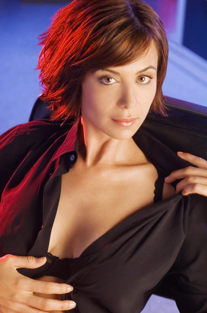 Catherine Bell Braless Pictures