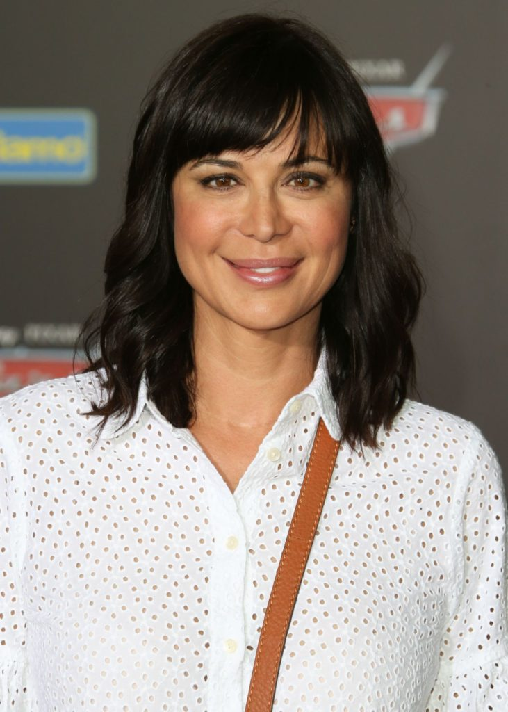 Catherine Bell Cute Smile Wallpapers