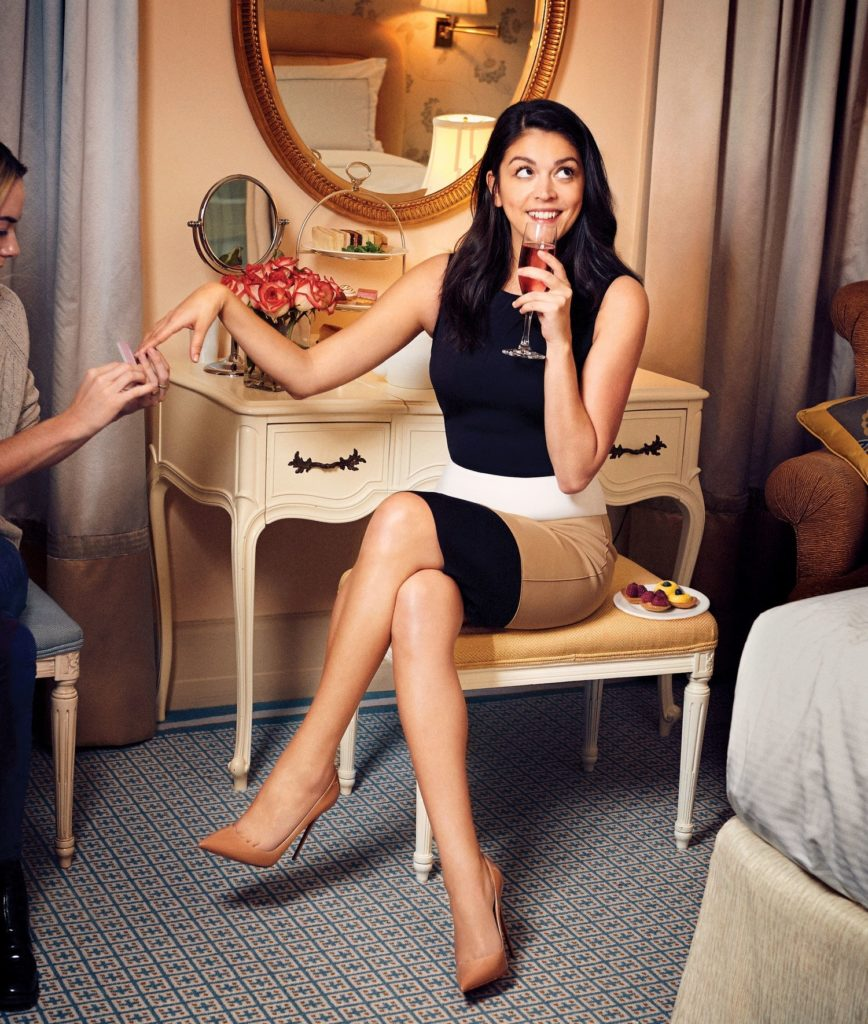 Cecily Strong Feet Pictures