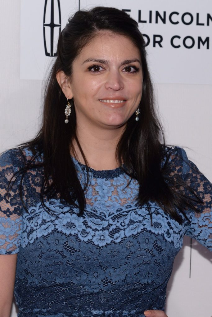 Cecily Strong Smile Face Pics