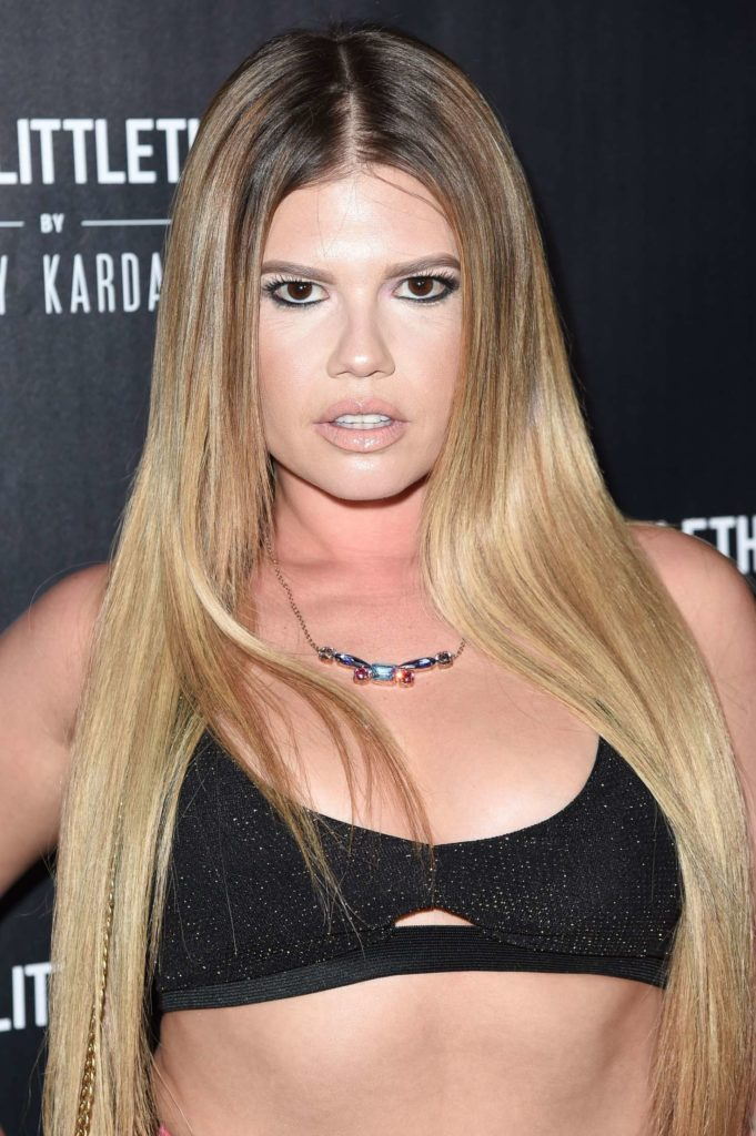 Chanel West Coast Sexy Pictures