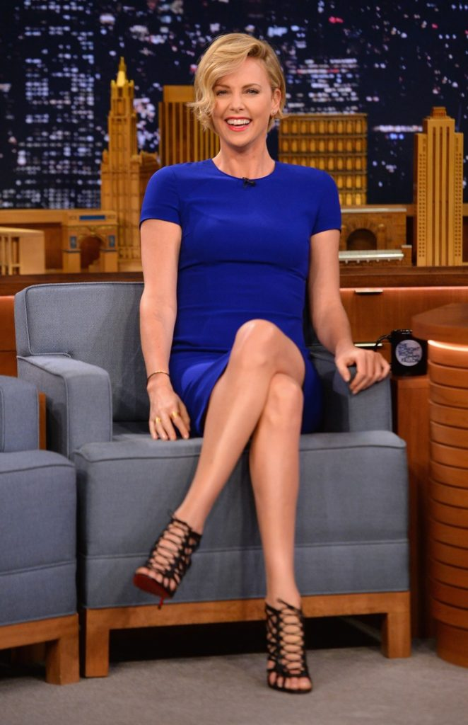 Charlize Theron Television Show Images