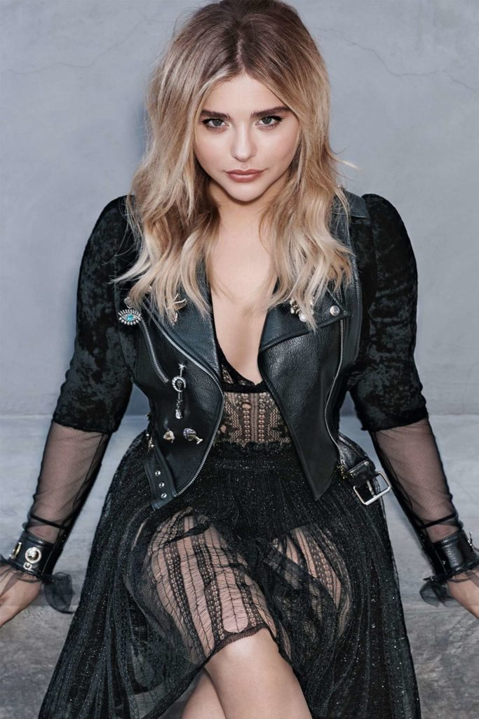 Chloë Grace Moretz Swimsuit Pictures