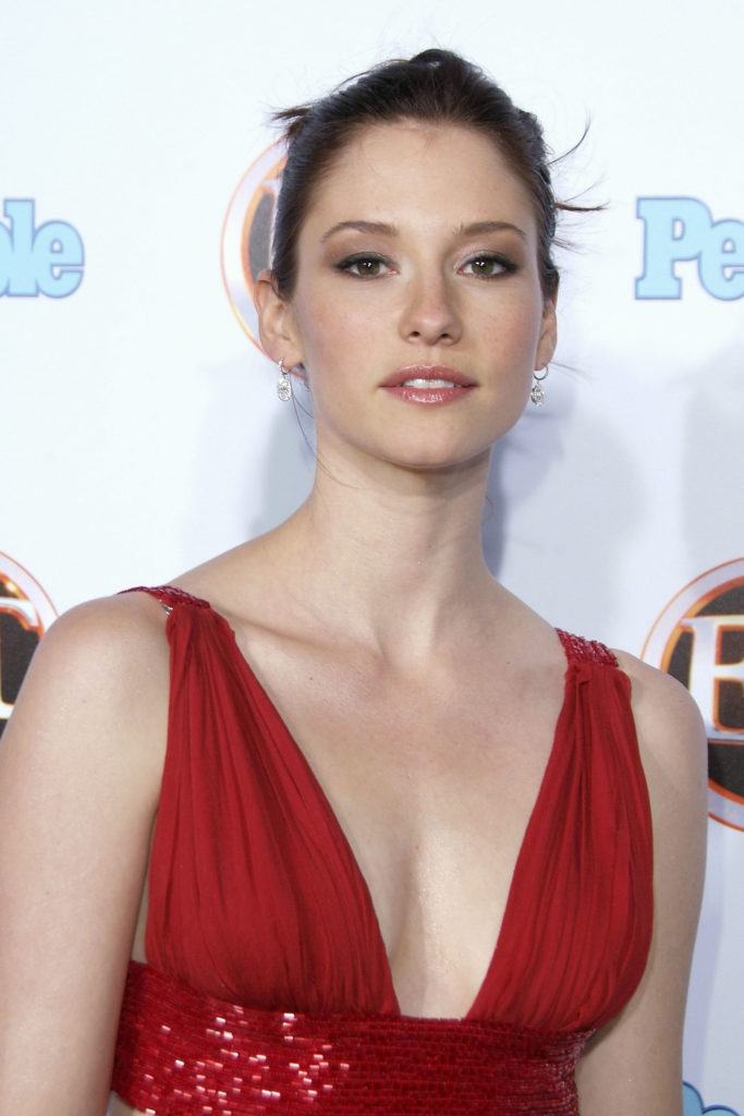 Chyler Leigh Braless Photos