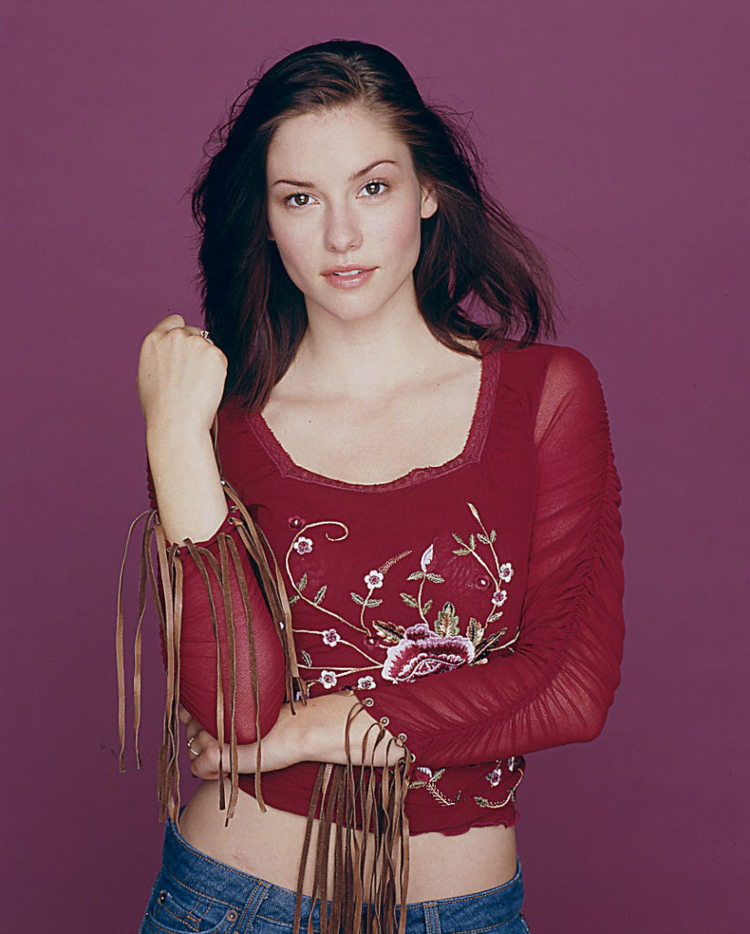 Chyler Leigh Undergarments Photos