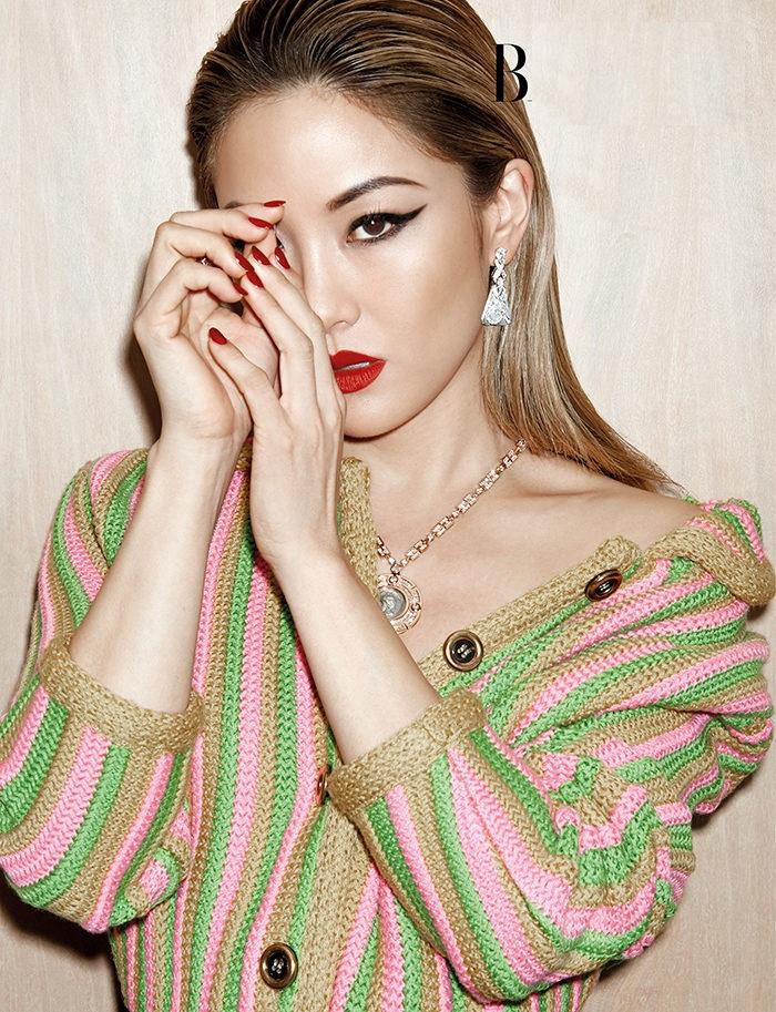 Constance Wu Makeup Pics