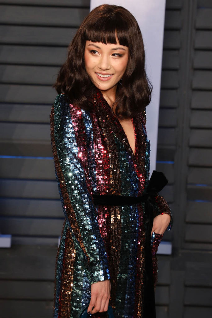 Constance Wu Shorts Images