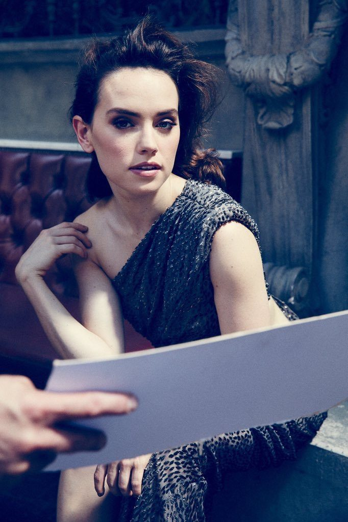 Daisy Ridley Without Makeup Pics