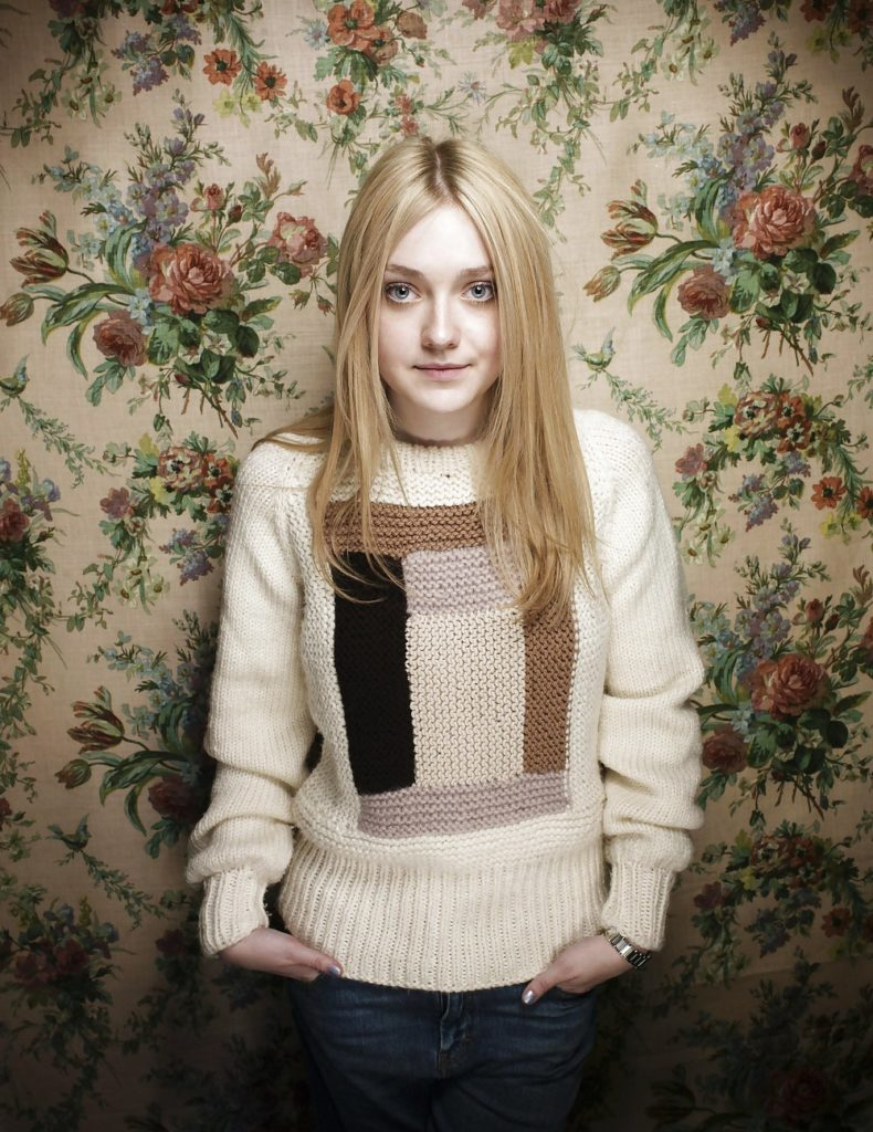 Dakota Fanning 2018 Images