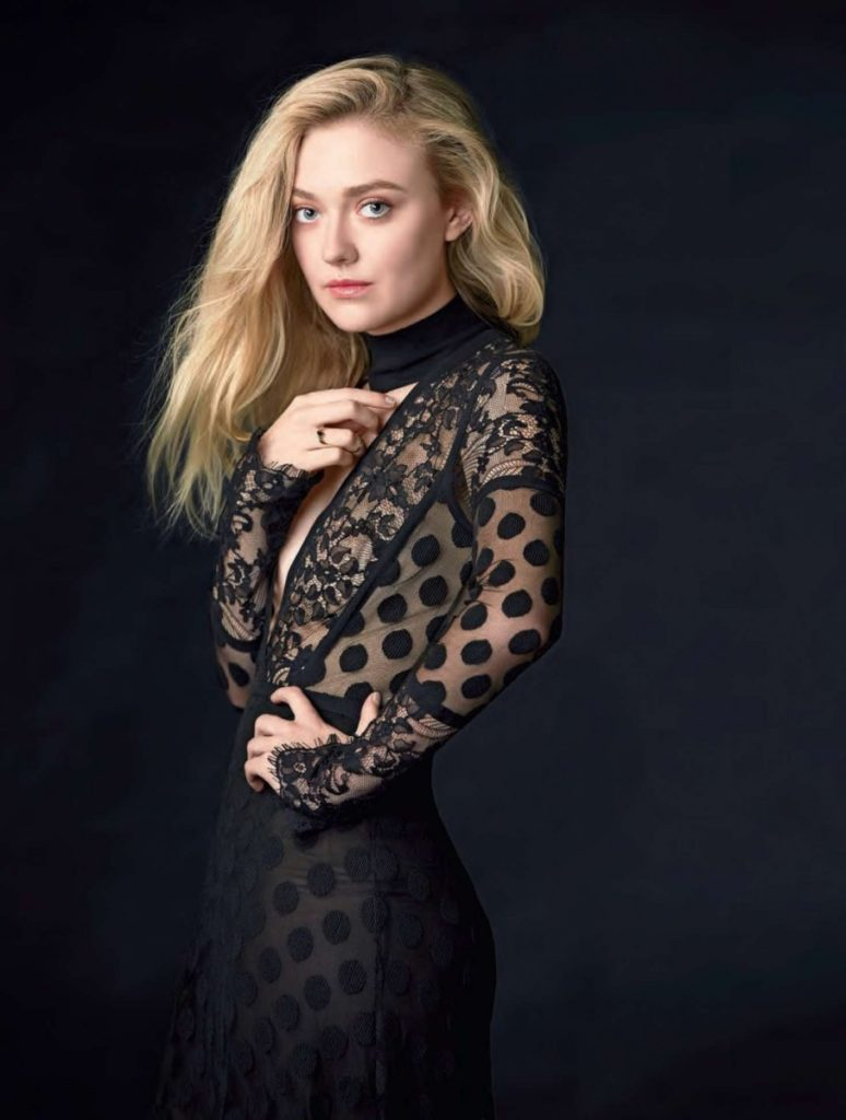 Dakota Fanning Blonde Images
