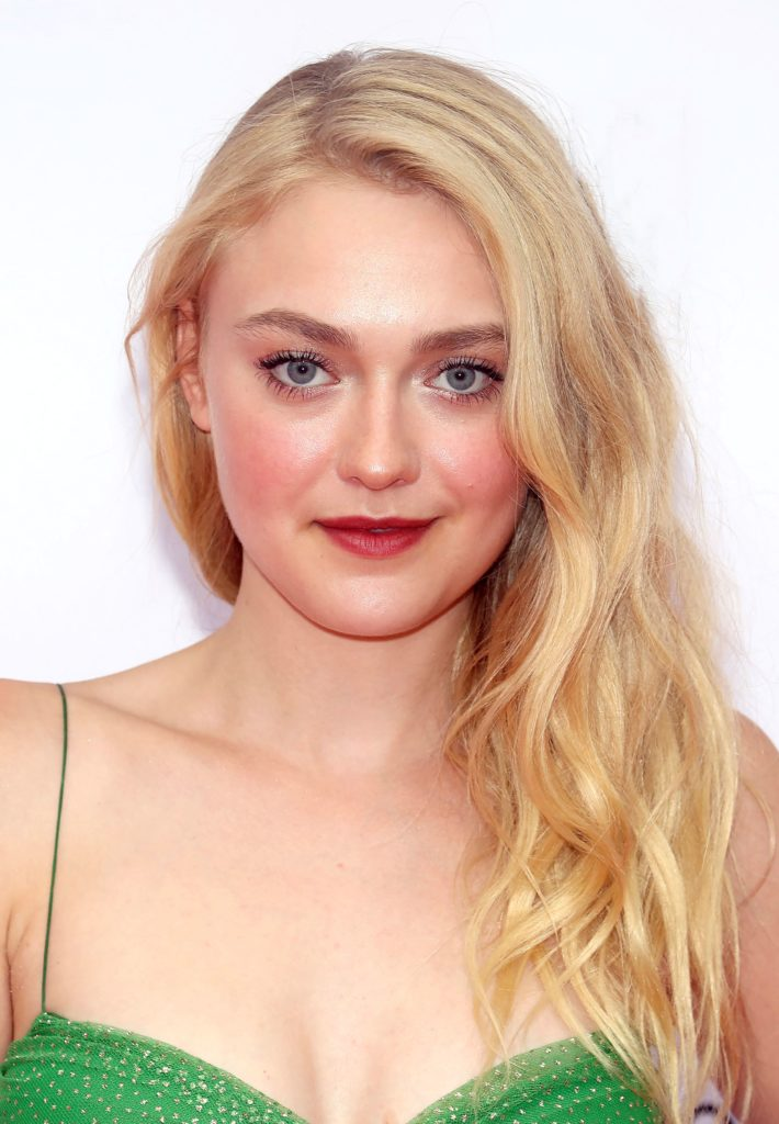 Dakota Fanning Makeup Wallpapers
