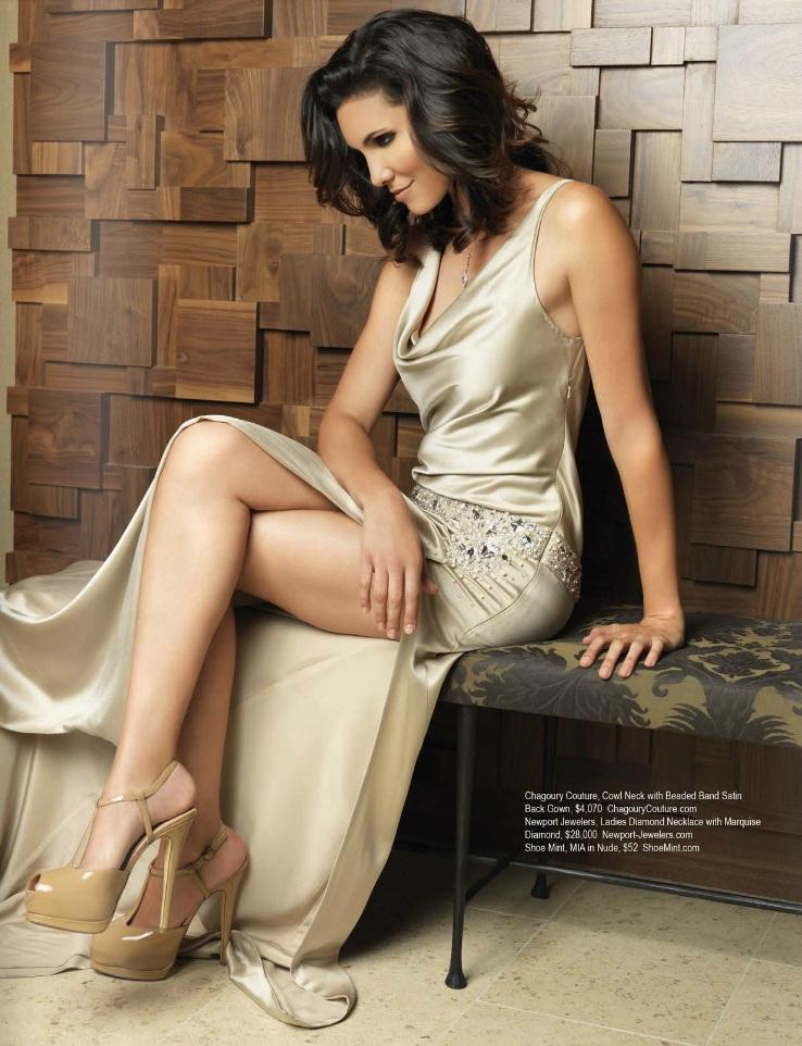 Daniela Ruah Legs Photos