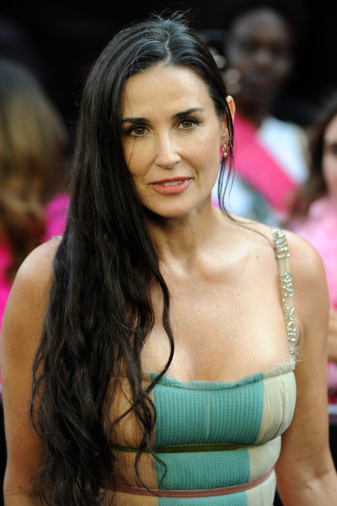Demi Moore Boobs Wallpapers